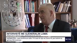 Speciale - Intervistë me Gjeneralin Lama 04.07.2020