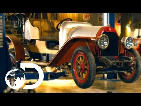 Download Edd China Wants A 1916 Cadillac V8 | Wheeler Dealers HD Mp4 3GP Video and MP3
