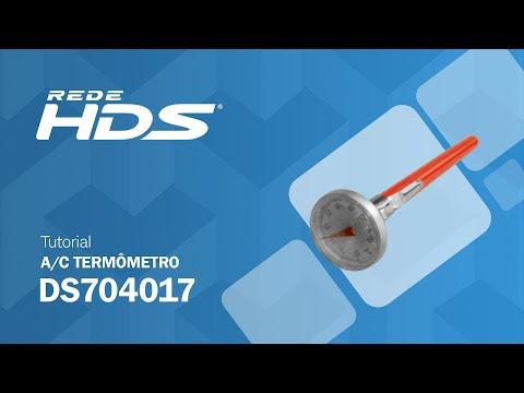 Termômetro Analógico DS 704017 - HDS