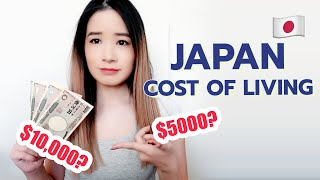 Cost of Living in TOKYO 💴 is JAPAN EXPENSIVE?! 🇯🇵