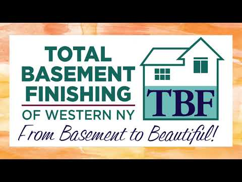Refinishing Basements From Buffalo To Rochester And Beyond