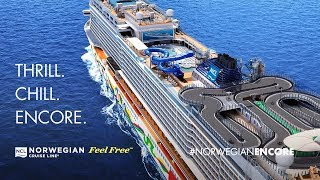 Norwegian Encore: Activities & Entertainment