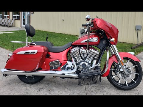 2019 Indian Chieftain Limited at Classy Chassis & Cycles