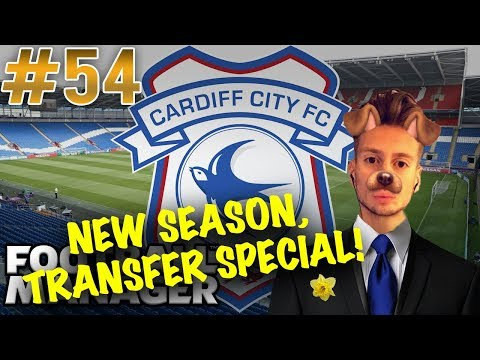 Football Manager 2019 | #54 | New Season, Transfer Special!