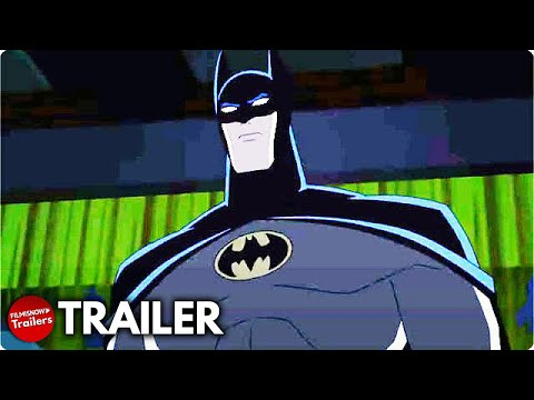Batman: Soul Of The Dragon Trailer