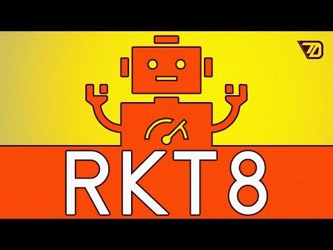 Заработок на Роботе RKT8