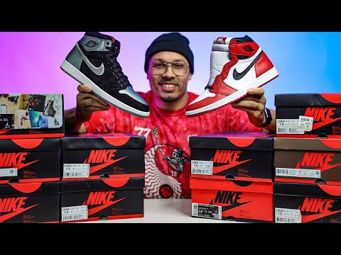 Top 10 Air Jordan 1 Pickups Of 2020 MUST SEE!