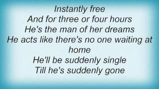 Terri Clark - Suddenly Single Lyrics