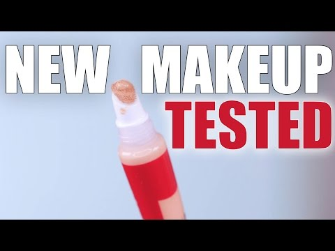 NEW DRUGSTORE MAKEUP | Covergirl Tested