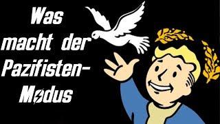 Fallout 76 - Endlich Frieden? Was macht der Pazifisten Modus?