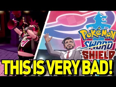This is NOT GOOD! Pokemon Sword and Shield Controversy and My Thoughts! Discussion of New Pokemon!