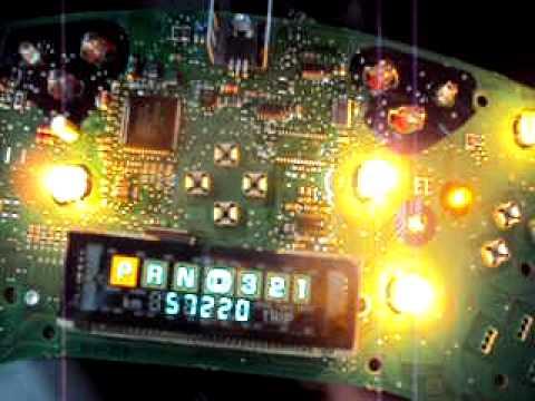 2003 nissan sentra wiring diagram ear bone labeled 2001 buick century instrument cluster odometer repair - auto videosauto videos