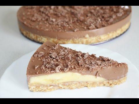 Торт без выпечки за 15 минут. Вкусно,просто и быстро!