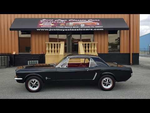 Video of '64 Mustang - PS5U