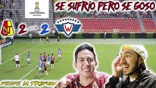 Tolima Vs Wilstermann (2-2) Copa Libertadores Ft Fifancisco Desde La Tribuna