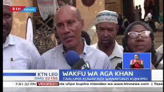 Wakfu wa Aga Khan kanda ya Pwani ikishirikiana Kaunti ya Lamu kuandaa maonesho ya taaluma