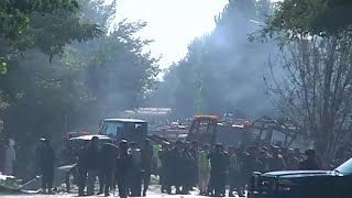 Taliban claims deadly Kabul bomb blast