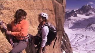Catherine Destivelle - Au-delà des cimes - Bande annonce HD - Escalade / Climbing documentaire