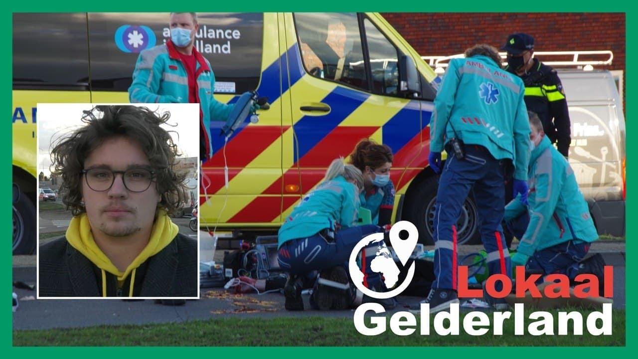Scooterrijder omgekomen na ernstig ongeluk in Brummen