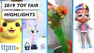 Toy Fair 2019 Highlights: Detective Pikachu, L.O.L. Surprise!, Hairdudeables, VTech, LEGO and more