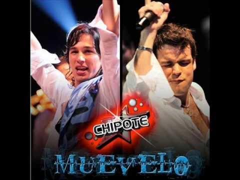 Chipote - nunca voy a olvidarte CD MUEVELO