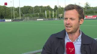 Aanvoerder Robin Herweijer stopt bij Almeerse HC