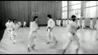 ДЗЮДО В СССР: Женская секция дзюдо в Смоленске 1985 год