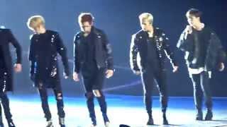 151202 MAMA - Got7 If You Do니가 하면 (Mark, Young Jae, Jackson Focus)