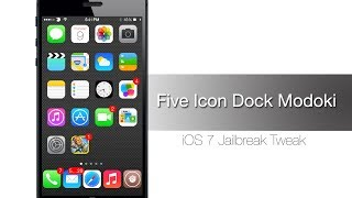 How to get Five icons in your iPhone dock - iPhone Hacks