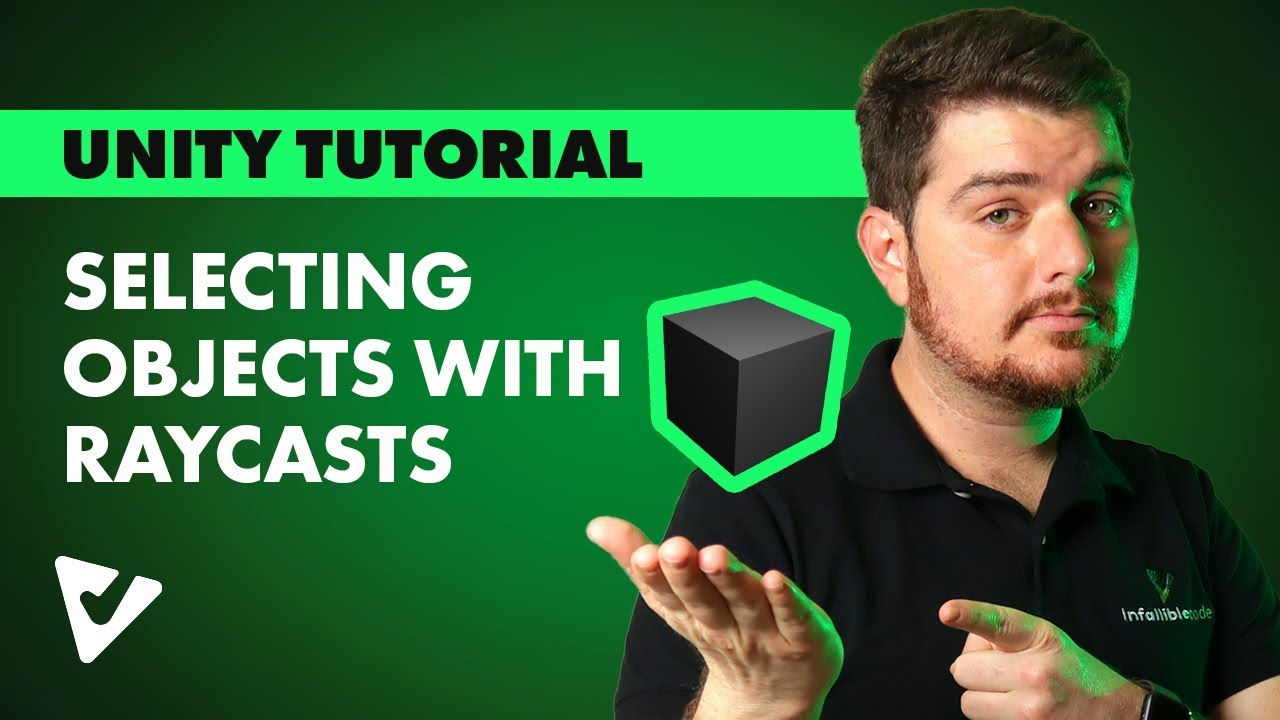 Selecting Objects with Raycast - Unity Tutorial