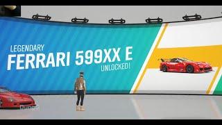 How to get the Ferrari 599XX E in Forza Horizon 4