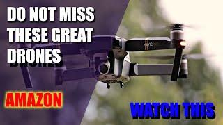 Amazoncom Dron GPS // 1080P HD FPV RC Quadcopter