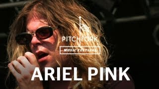 Ariel Pink's Haunted Graffiti - Witchhunt Suite for World War III - Pitchfork Music Festival 2011