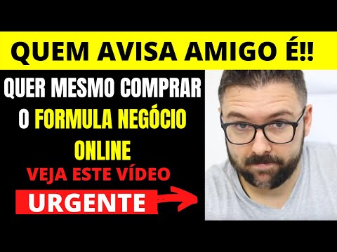 Frmula Negcio Online Funciona? Formula Negcio Online Vale a Pena? Frmula Negcio Online  Bom?
