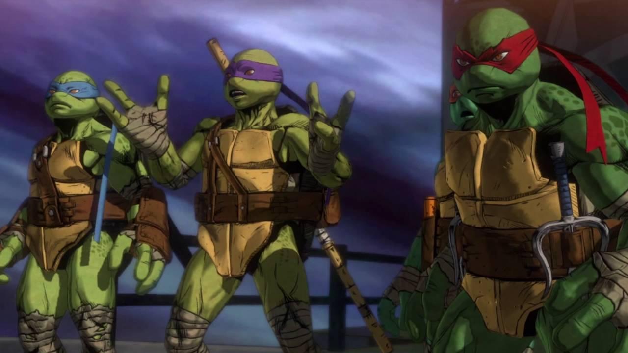 Seht euch den neuen Trailer zu Teenage Mutant Ninja Turtles: Mutanten in Manhattan an
