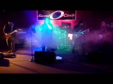 Sacred Circle-Jailbreak (cover)-HD-Cardinal Bands & Billiards-Wilmington, NC-1/24/14
