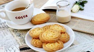 Copycat Royal Danish Butter Cookies   Christmas Cookies Recipe