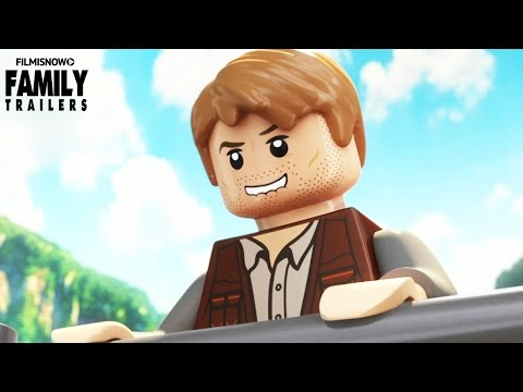 LEGO Jurassic World: The Indominus Escape online