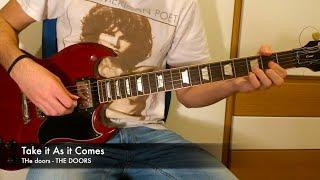 Take it As it Comes - Guitar Tutorial