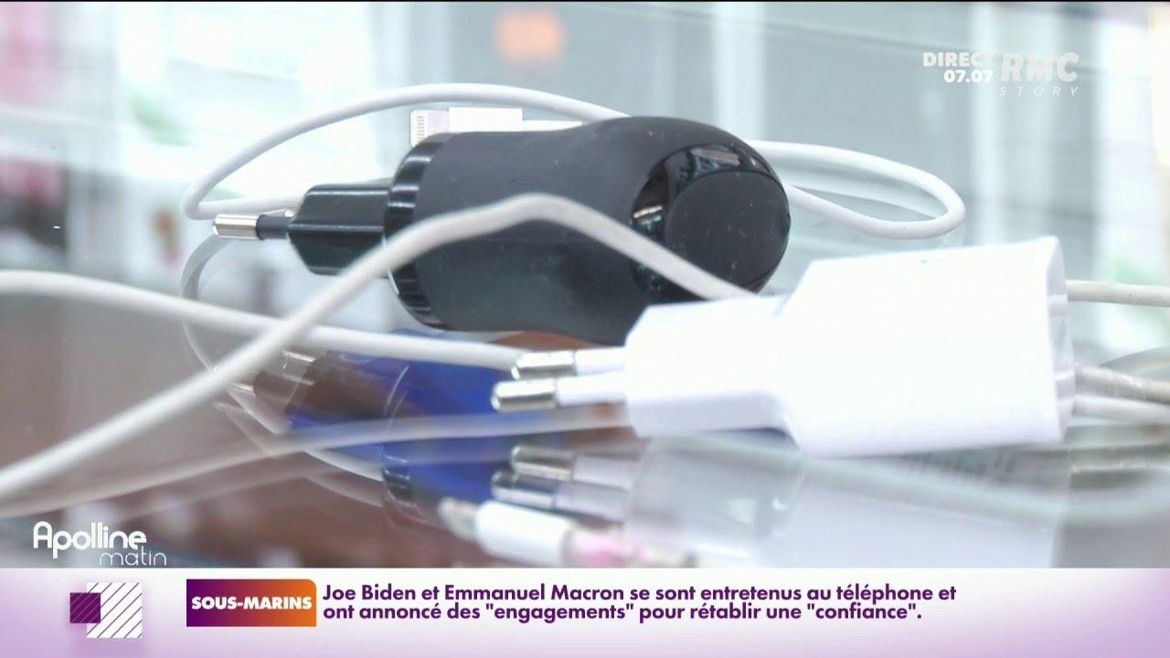 L'Europe veut imposer un chargeur universel pour les téléphones portables