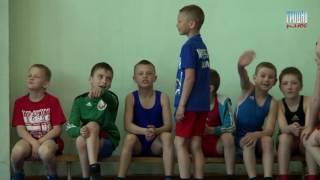 Фестиваль борьбы прошёл в Гродно