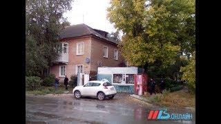 В Красноармейском районе Волгограда демонтировали незаконные строения