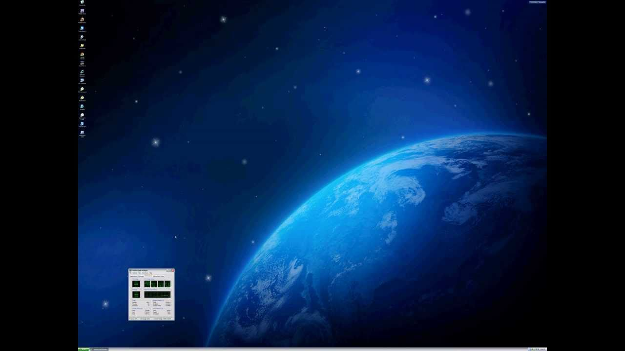 Windows XP On A 4K Display Makes Eyeballs Bleed