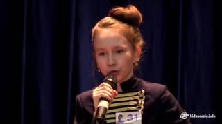 Карина Павлова (Россия). Полуфинал Детской Новой Волны 2017 (№31)