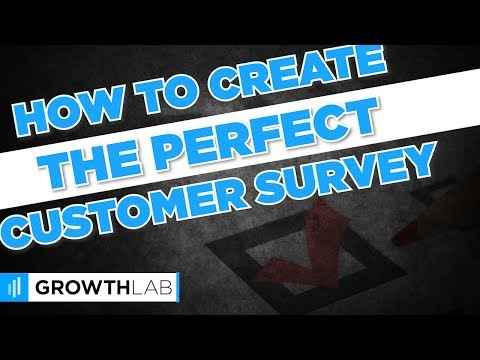 , title : 'How to create the perfect customer survey