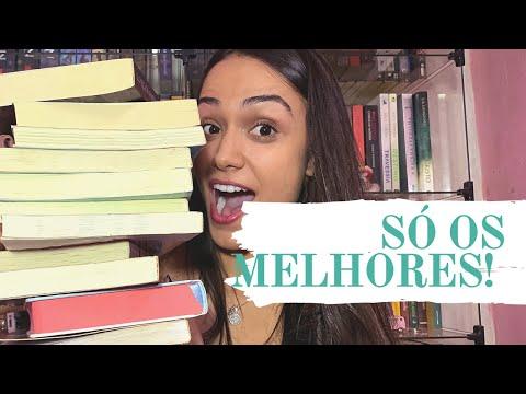 OS MELHORES DE CADA GÊNERO | Os Livros Livram