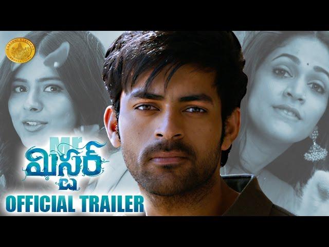 Sreenu Vaitla Mister Full Length Movie Watch Online Free   Varun Tej, Lavanya