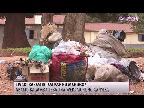 Kasasiro asusse ku makubo, abamu bagamba tebalina w'ebamukung'aanyiza