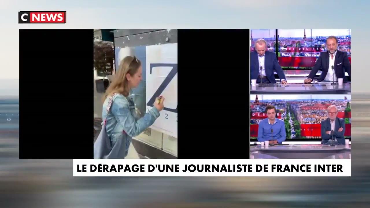 ÉRIC ZEMMOUR : PASCAL PRAUD FLINGUE CHARLINE VANHOENACKER