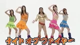 Классный японский клип-Beautiful dance girl.